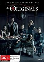 The Originals : Season 2 (DVD, 5-Disc Set) NEW