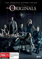 The Originals : Season 2 (DVD, 2015, 5-Disc Set)