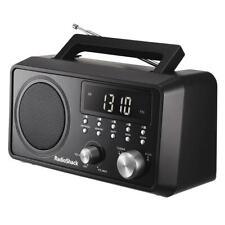 Radio Shack Portable AM FM Emergency Weather Tabletop Radio