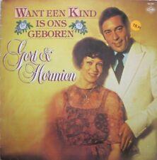 GERT & HERMIEN - WANT EEN KIND IS ONS GEBOREN -  LP