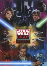 Star Wars Galaxy 4 Complete 120 Card Base Set