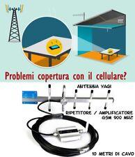 Ripetitore di segnale per cellulari Aumentare segnale cellulare in casa GSM 900
