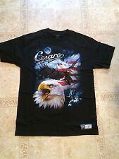 Antonio CESARO WWE Authentic Black T-Shirt New International Superpower LARGE