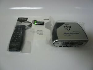 Kenwood KTC-H2A1  Sirius Car & Home Satellite Receiver & KPA-H2C, KPA-H2H Kits