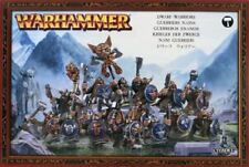 Miniature nani per gioco di strategia Warhammer Fantasy Battle