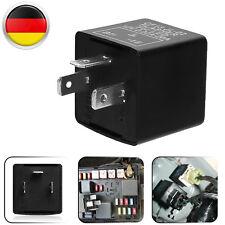 12V LED Blinker Relais Blinkgeber Flasher Lastunabhängig 3-pin einstellbar CF13