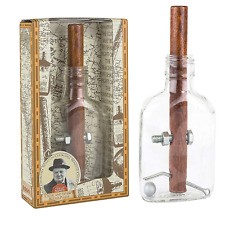 Churchill's Cigar And Whisky Bottle Puzzle Great Minds By Professor Puzzle