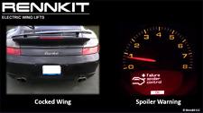 "Porsche 996 Turbo eRam 4-3/4"" Electric Wing Actuation Kit - NO MORE HYDRAULICS!"