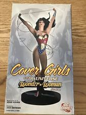 Wonder Woman Cover Girls of the DC Universe Statue Adam Hughes DC Direct 2670