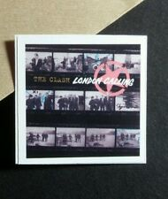 THE CLASH LONDON CALLING COVER PHOTO 1x1 SMALL MUSIC STICKER