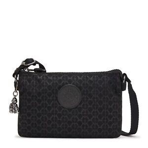 Kipling Extra Small Cross Body Bag CREATIVITY XB SIGNATURE EMB FW21 RRP £44