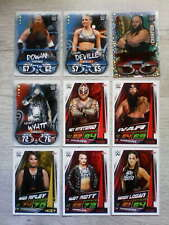 - Pick Wwe Slam Attax univers 2019 Ouvrir Tin Inc. Limited Edition 20 Cartes