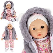 Babypuppe interaktive Spielpuppe Weichkörperpuppe KP5512N NEU  BABY Puppe