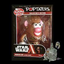 Star Wars SLAVE LEIA Captive POPTATERS Hasbro MRS POTATO HEAD Collector's Edit!