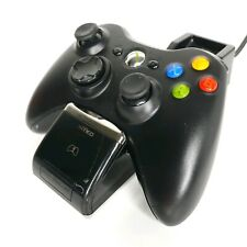 Xbox 360 Wireless Controller with Nyko Battery Charger