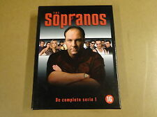 4-DISC DVD BOX / THE SOPRANOS - SERIE 1