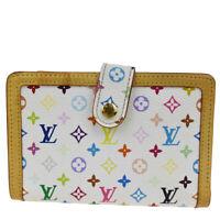 Auth LOUIS VUITTON Portefeuille Viennois Bifold Wallet Monogram M92987 34MC272