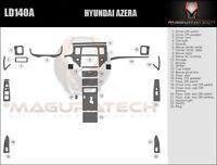 Fits Infiniti G37 4DR Sedan 2010-2013 Large Premium Wood Dash Trim Kit