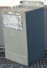 Jefferson Electric 411-0101-277 3kVA General Purpose Powerformer Transformer