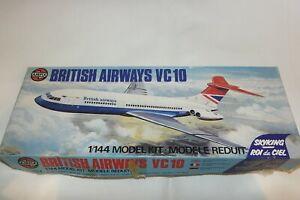 AIRFIX 1:144 BRITISH AIRWAYS VC10
