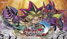 Tapis de Jeu - Duelist Kingdom Chibi Yugi moto