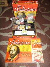 Shakespeare The Bard Game Uberplay 2004 *COMPLETE*