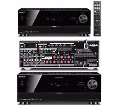 Sony STR-DN1010 7.1 Home Cinema Theatre AV Receiver 3D 5x HDMI Dolby True HD