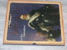 $$ Livre Atlas  Rois de France  Henri IV  Le roi bienveillant
