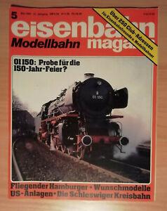 Eisenbahnmagazin Modellbahn 05/1983 - sehr guter Zustand (143)