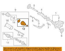 GM OEM-Front Inner Boot 26062615