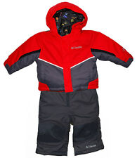 Columbia Buga Set Winter Baby Winter Schneeanzug Rot Gr. 6-12 Monate