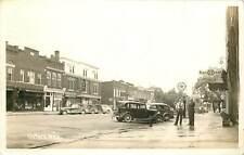 Oxford - Michigan - MI - Chevrolet - Texaco - Packard - Edison - Hotel - RPPC 19