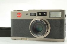 [NEAR MINT+++] Leica CM 35mm Point & Shoot Film Camera Body Strap From Japan 964