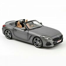 NOREV BMW Z4 2019 Echelle 1:18 Voiture Miniature - Gris Mat (183270)