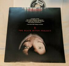 The Blair Witch Project Laserdisc Rare