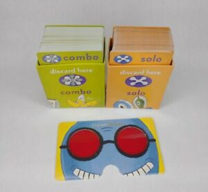 Cranium Cadoo Replacement Cards And 3D Magic Viewer
