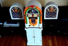 ELVIS PRESLEY - CROSLEY Bubbler Jukebox - Plays CD's - Model EP-18