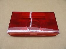"""TRAILER 4/"""" RECTANGLE RED CLEARANCE LAMP 551-PM155"""