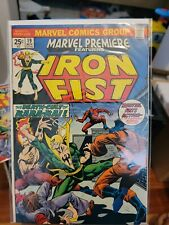 Marvel Premiere 19 Featuring Iron Fist