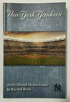 2020 New York Yankees Official Media Guide Book *brand new* 480pgs Aaron Judge