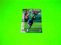 SASKATCHEWAN ROUGHRIDERS WESTON DRESSLER UPPER DECK CFL FOOTBALL CARD # RR-2