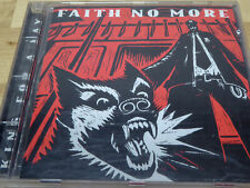 FAITH NO MORE * King For A Day Fool For A Lifetime * VG (CD)