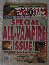 FANGORIA MAGAZINE #116 SEPT 92 SPECIAL ALL-VAMPIRE ISSUE