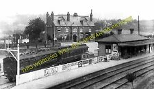 Hemel Hempstead Railway Station Photo. Redbourn and Harpenden Line. Midland (4)