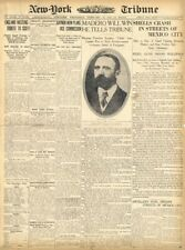 New York Tribune issue from Feb. 12, 1913
