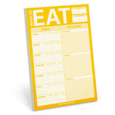 Knock Knock Pad - What to Eat