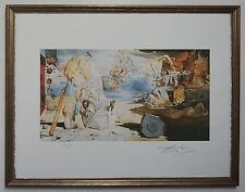 "Salvador Dali ""The apotheosis of Homer"" Lithograph Limited 2000 pcs."