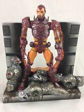 "Marvel Legends MODERN ARMOR IRON MAN - LOOSE Complete Toy Biz Series VIII 8 6"""