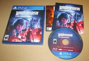 Wolfenstein Youngblood for Playstation 4 Fast Shipping