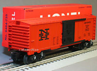 LIONEL NEW HAVEN BOXCAR 6464-735 o gauge train conventional classic 6-38349 B